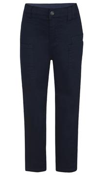 Bukser med lomme på siden