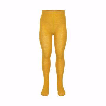 Strømpebukser mineral yellow