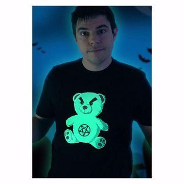 T-shirt Glow Bear