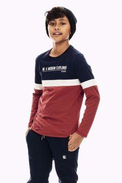 T-shirt lange ærmer