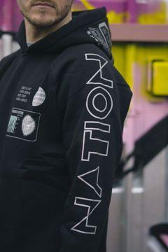 Sweatshirt Space Nation