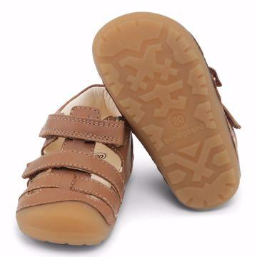 Petit sandal caramel