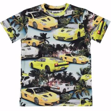 T-shirt Fast Cars