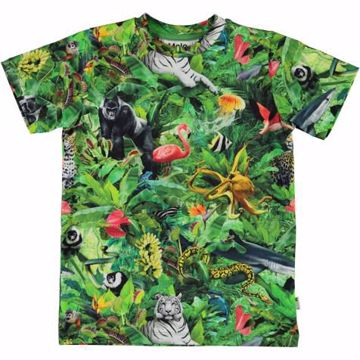 T-shirt Fantasy Jungle