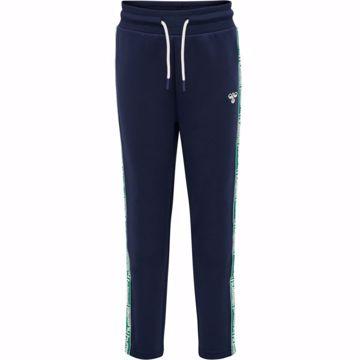 Bukser med Hummelstribe på ben