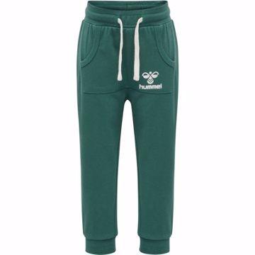 Bukser med lomme foran grøn