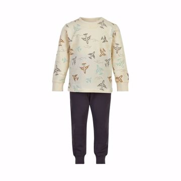 Pyjamas 2 delt med drengeprint