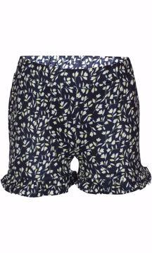 Shorts med blomster