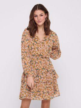 Kjole med blomster Cathay Spice