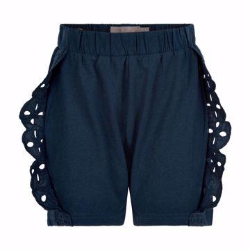 Shorts lace navy