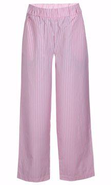 Bukser stribet lyserød
