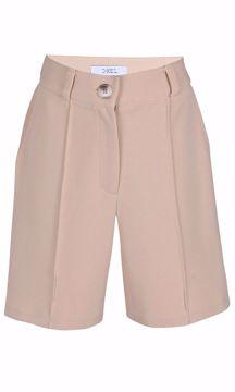 Shorts sandfarvet