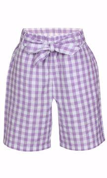 Shorts ternet lilla