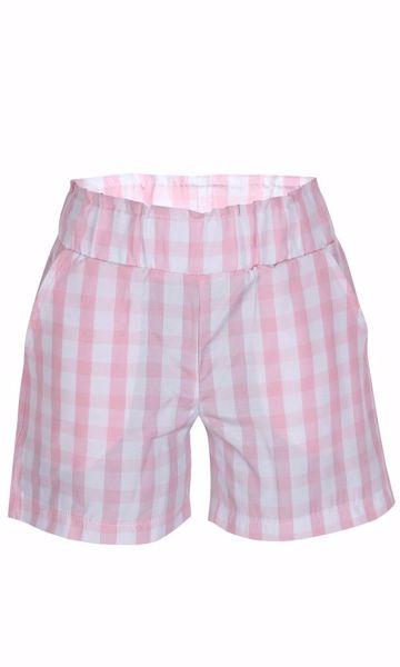 Shorts ternet lyserød