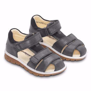 Sandal Tristan dark grey